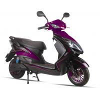 China 16'' Green 125CC Electric Motorcycles For Adults / Electric Motor Motorcycle wholesale