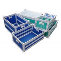 China Moistureproof Corrosion Resistance Plastic Moving Boxes Correx Box For Food / Drink wholesale