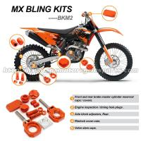 China CNC Billet  Aluminum Alloy MX Bling Kit for KTM wholesale