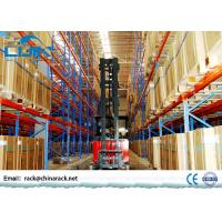 China Heavy Duty metal Industrial Storage Rack For Warehouse / factory wholesale