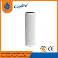 """China 10"""" CTO Drinking Water Filter Cartridges  / Coconut Carbon Block Filter Cartridge wholesale"""