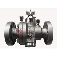 "China 2"" - 36"" Soft Seated Ball Valve Stainless Steel CF8M SS316 Flanged To CL600LB Q47F wholesale"
