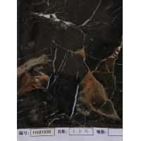 China Self Adhesive Marble Effect Film Metallic PET Glass For Window Custom Color on sale
