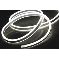 China cold white 6500k led double-side neon light 8.5*18mm outdoor use neon flex light 12v wholesale