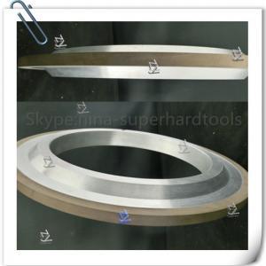 China 14A1 Resin bond diamond grinding wheels wholesale