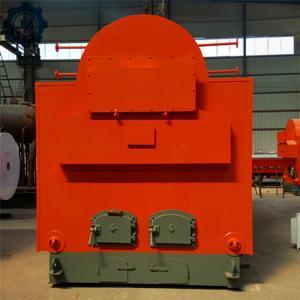 China 2 Ton 150 Psi DZH Manual Type Steam Boiler For Fertilizer Factory wholesale