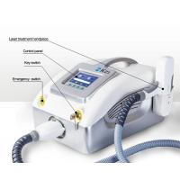 China Skin Rejuvenation Q Switch ND Yag Laser Machine 1064nm Pigmentation Removal wholesale