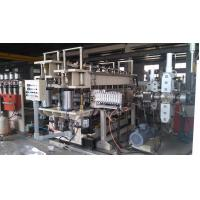 China High Production Plastic Sheet Extrusion Line , PC Hollow Board Extrusion Line wholesale