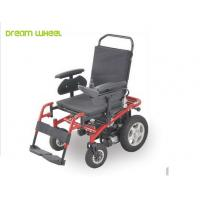 China Handicap Electric Lightweight Mobility Scooter 4 Wheel Drive Power Wheelchair 70Kgs wholesale