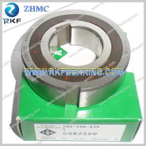 China INA CSK25PP Sprag Freewheel One Way Bearing on sale