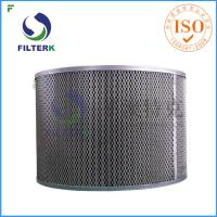 China Industrial Oil Mist Filter Element Multiple Mounting Options For Oil Mist Removal on sale
