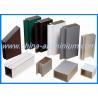 China 1.4mm Aluminium Sliding Window Profile Powder Coating Surface Treatment wholesale