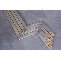 China Ti-Cu Clad Copper Titanium Rod Bar With Bending Ends For Electrolysis / Hydrometal Use wholesale