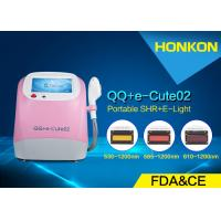 China G+E Handpiece Ipl Beauty Equipment , Ipl Laser Hair Removal Machine For Women wholesale