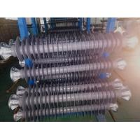 China Customized 110kV 17.2kN Polymer Line Post Insulator With Flanges Coupling wholesale