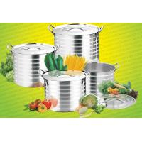 the hottest 8pcs high quality stainless steel stock pot & cooking pot& casseroles &cookware set
