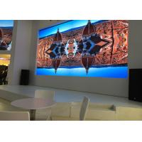 China P4 Indoor Rental LED Display , Lightweight Tube Chip Color Full Color LED Display Screen wholesale