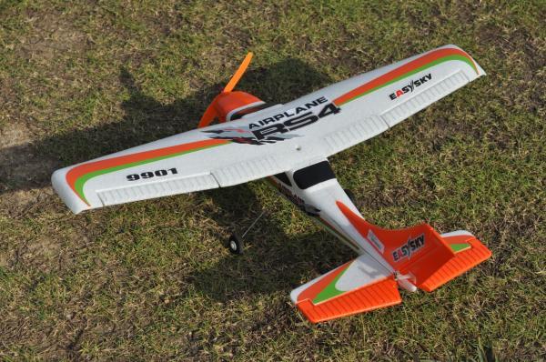 Радиоуправляемый самолет своими руками Самые нужные самоделки 51