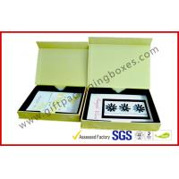 Luxury Paper Rigid Gift Boxes, Magnetic Custom Printed Packaging Boxes with PS tray