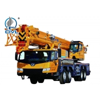 China XCMG QAY1200 All Terrain Crane Biggest Mobile Truck Mount Crane With Weichai Engine wholesale