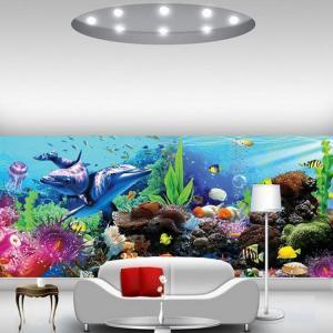 China large size 3d lenticular pictures motion 3d wallpaper,large format 3d decor painting flip 3d lenticular prints on sale