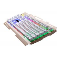 China Bluetooth Green Led Light Up Rainbow Gaming Keyboard For Ipad Game Keyboard wholesale