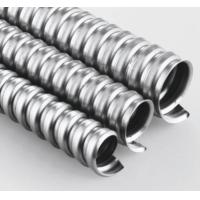 """China 1/2"""" Metal Flexible Electrical Conduit Pipe For High Speed Rail Subway Equipment wholesale"""