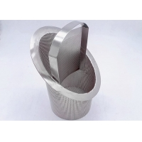 China IRound Hole ISO9001 150 Micron MeshFilterStrainer For Filtering wholesale