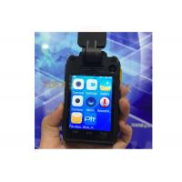 Buy cheap Android5.1 4G WIFI Bluetooth GPS Police Body Worn Camera 140 Degree Wide Angle from wholesalers