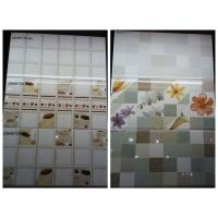 China Size 30X60cm Glossy Finished Kitchen and Bathroom Wall Tiles Ceramic wholesale