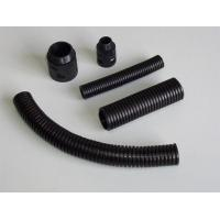 China Black Plastic Corrugated Pipe with PP Material for Air Conditioners wholesale