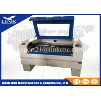 China High Accuracy Stepper Motor Laser Cutter And Engraver With Leetro 6595 Control System wholesale