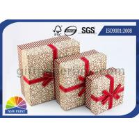 Square Full Color Printing Cardboard Paper Packaging Box for Gift or Chocolate
