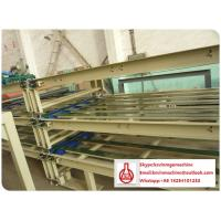 China Roof Sheet Forming Machine , Mgo Hollow Sandwich Wall Panel Manufacturing Equipment wholesale