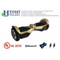 China 8 Inch CE Certified Self Balance Scooter Hoverboard Metal Shell IP54 wholesale