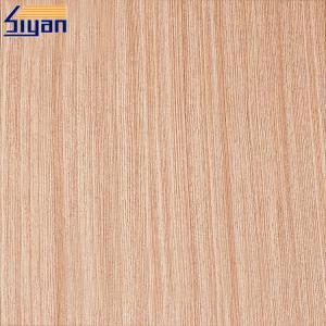 China Waterproof / Fireproof Vinyl PVC Membrane Foil For Door , ROHS Certification wholesale