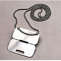 China Waterproof Dog Tag and Ball Chains wholesale