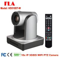 China 2mp RJ45 IP Wifi SDI 10X Zoom PTZ Conference Camera For Broadcast Tele Education System on sale