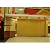 China MDF Interior Suspended Sliding Partition Commercial Toilet Partitions 65MM Panel wholesale