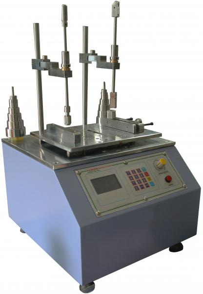 Quality Coating Abrasion Testing Machine Abrasion Resistance Test Precision Component for sale