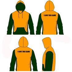 China Half Zipper 300gsm Cotton Embroidery XS-5XL Custom Hooded Sweatshirts Children - Adult wholesale