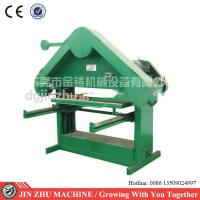 Triangle Plane Wire Drawing Machine , Manual Wire Drawing Equipment