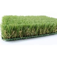 SGS Approved Lead Free Artificial Grass For Hotels And Motels 38mm UV Resistant
