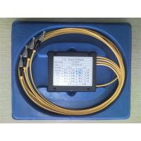 China Low Excess Loss And Low PDL Single-mode or Multi-mode Optical Fiber Splitter For Lan wholesale