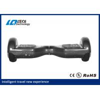 China Giroskuter 6.5 Inch Bluetooth Hoverboard , Smart Two Wheel Self Balancing Scooter wholesale