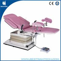China Hospital Obstetric Delivery Bed With Foam Plastic Soft Mat wholesale