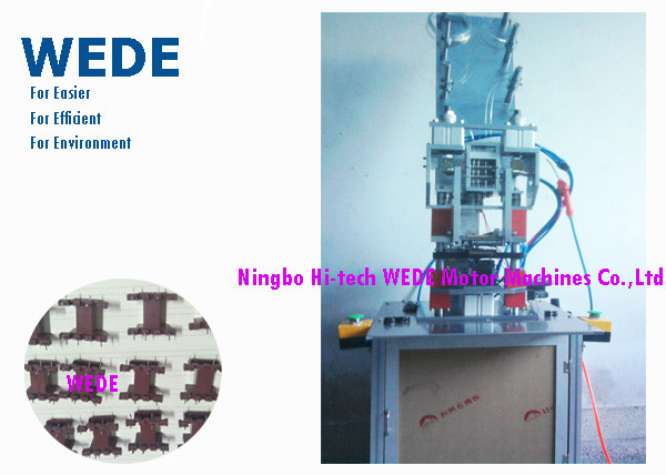 Quality Visible Semi - Auto Industrial Hydraulic Press For Connector Power Transformer / PCB / Automobile for sale