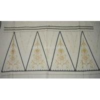 China Cotton Flat Embroidery Fabric (08003) on sale
