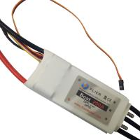 China 16S 200A Water Cooled ESC RC Boat ESC With PC Supported Vinyl Material wholesale
