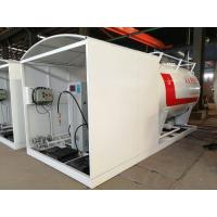 China 10000 Liters Gas LPG Tank For 5mt Completed Propane Gas Filling Plant wholesale